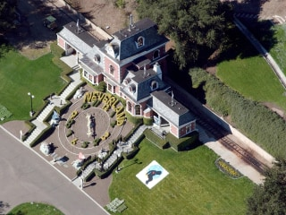 Michael Jackson Estate Neverland Up for Sale for $100 Million