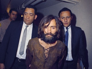 Flashback: Charles Manson In His Own Words