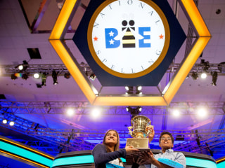 Seven in A Row: South Asian Americans Dominate Spelling Bee