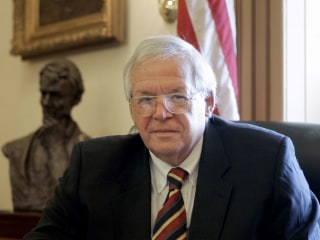 Indictment Taints Former Speaker Dennis Hastert's 'Clean as a Whistle' Reputation