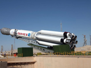 Russia Proton Rocket Crash Blamed on Excessive Engine Vibrations