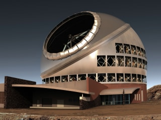 Hawaii's Thirty Meter Telescope Suffers New Legal Setback