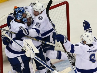 Lightning Eliminate Rangers to Reach Stanley Cup Final