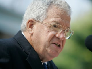 Wheaton College Strips Dennis Hastert's Name from Center