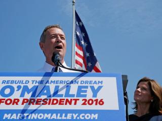 Martin O'Malley 3rd Democrat To Launch White House Bid