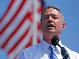 Martin O'Malley 3rd Democrat To Launch White House Bid