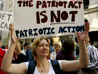 Did the Patriot Act Change US Attitudes on Surveillance?