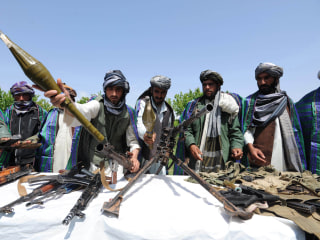 Taliban Talks: Afghan Envoy Meets With Militants in China, Source Says