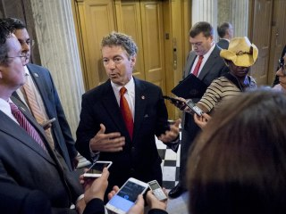 First Read: Rand Paul Gets an NSA Win — For Now