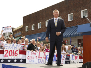Lindsey Graham Joins Growing Republican Presidential Field