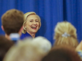 Hillary Clinton Picks N.Y. Park Named for FDR For Formal Campaign Launch