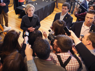 FIRST READ: Why the Media's Fight for Clinton Access Matters