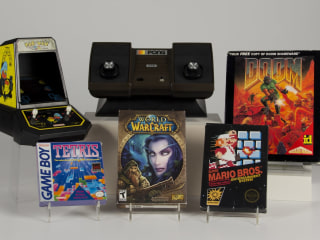 Mario, Tetris, Pac-Man and More Enter Video Game Hall of Fame