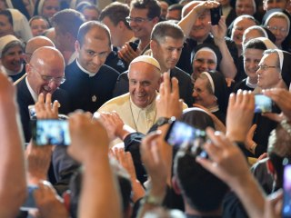 Pope Francis: See Highlights From Pontiff's Foreign Trips