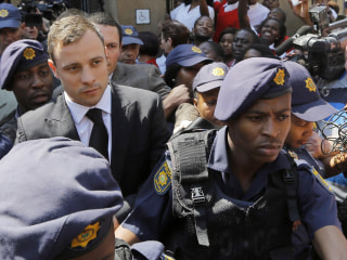 'Blade Runner' Oscar Pistorius Got Special Treatment in Prison: Inmate