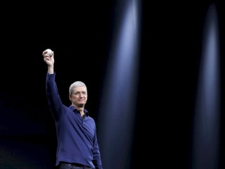 Apple's Tim Cook: SCOTUS Ruling a 'Victory for Equality'