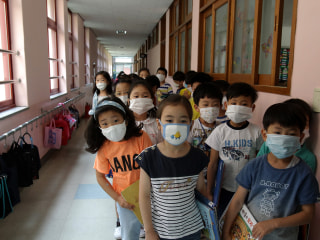 MERS Is No Reason to Close Schools, WHO Tells S. Korea