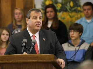 N.J. Gov. Chris Christie Goes Live With Presidential Campaign Site