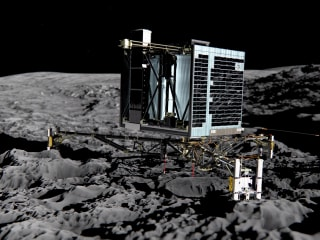 'Time is Running Out' for Damaged Philae Comet Lander