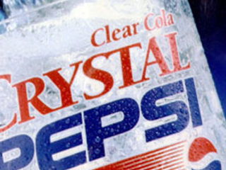 Crystal Pepsi is making a comeback after 20 years