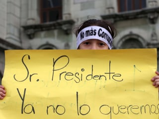 VIDEO: What's Next After Guatemala President Jailed