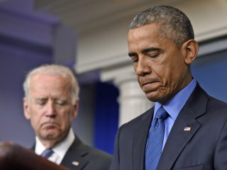 Consoler-in-Chief: Obama Again Comforts Nation After Shootings