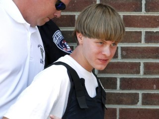 Charleston Church Shooter Dylann Roof Appears in Court