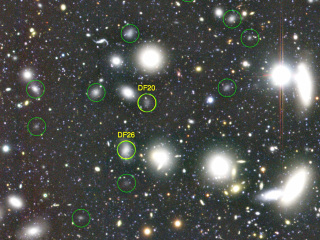 Astronomers Discover Hundreds of Weird Galaxies Filled With Dark Matter