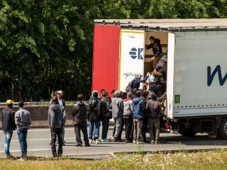 Migrant Crisis: U.K. Wants Tighter Border at French Port of Calais