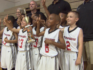 Hoop Dreams: 8-Year-Old Deaf Basketball Player Heads to Nationals