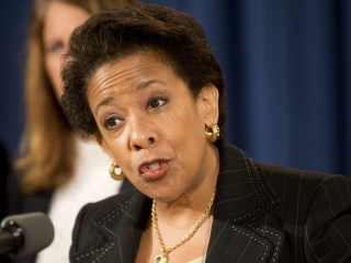 Watch Live: Watch Live: AG Lynch Holds Anti-Trafficking Presser