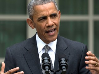 Obama Defends Health Law Ahead of Supreme Court Decision