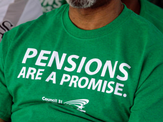 Seeing Red: Here's Your Share of State Pension Shortfalls