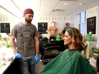 Natalie Morales gets a makeover
