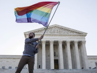 2016 Candidates React to Supreme Court's Gay Marriage Ruling