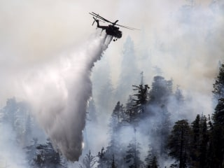 Drones Flying Over Huge California Fire Hindered Firefighters: Officials