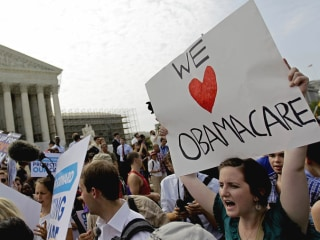 On Obamacare Victory Tour President Touts Law's Future