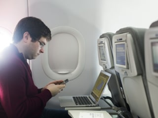 Your In-Flight Wi-Fi Is About to Get Better, Faster, Cheaper
