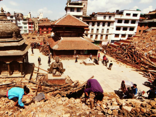 Help the people of Nepal
