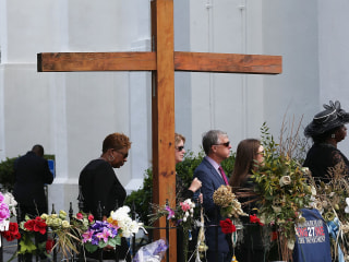 'They Will Not Have Died in Vain': Funerals Held for Three Charleston Victims