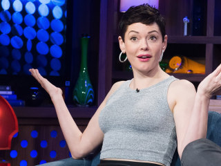 Rose McGowan Says She Was Fired for Standing Up to Sexism