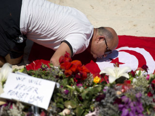 Tunisia Gunman Looked Like He Was On 'a Stroll on the Beach': Witness