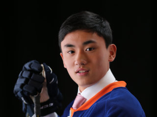 The 'Yao Ming of Hockey'? NHL Drafts First Chinese-Born Player