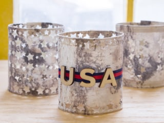 Star-Spangled Style: DIY Home Decorations for July 4