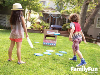Head Outside! Three DIY Outdoor Games Kids Will Love