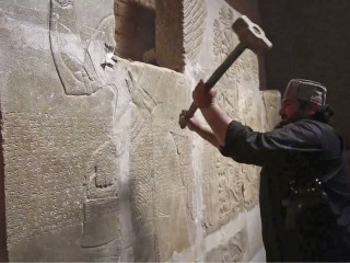 National Museum of Iraq Director Discusses ISIS Destruction of Relics