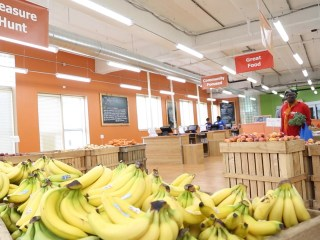 Daily Table Supermarket Specializes in Food Past Its Prime