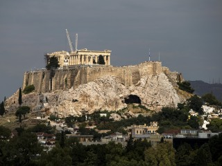 Parthenon Attic May Have Been Storage Place for Millions of Silver Coins