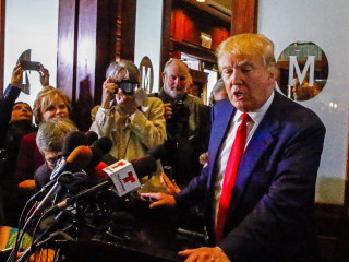 The Lid: Trump's Rhetoric Threatens Full GOP Field