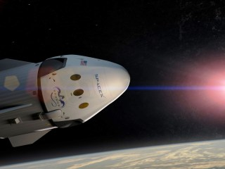 NASA Says SpaceX Failure Won't Affect Plans for New Crew Spaceships